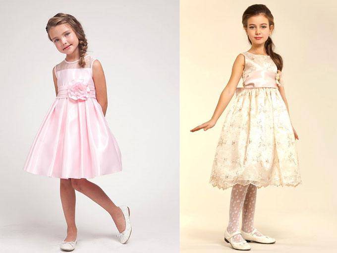 Платья для девочек 6лет