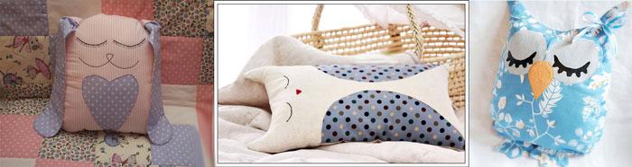 Подушки сплюшки