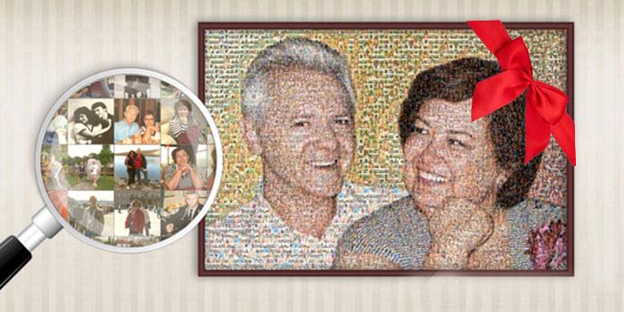 Портрет родителей и выбор подарка