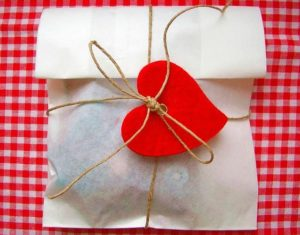 Подарок коДню Святого Валентина