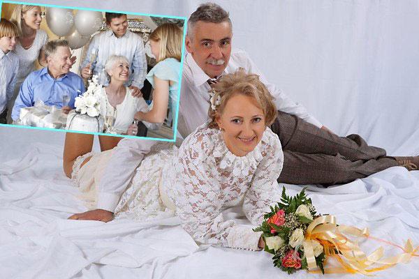 Семейное торжество свадьбы