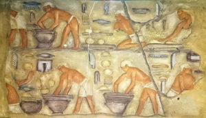 Технология приготовления пива в Древнем Египте