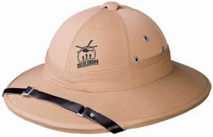 Пробковая шляпа в подарок путешественнику