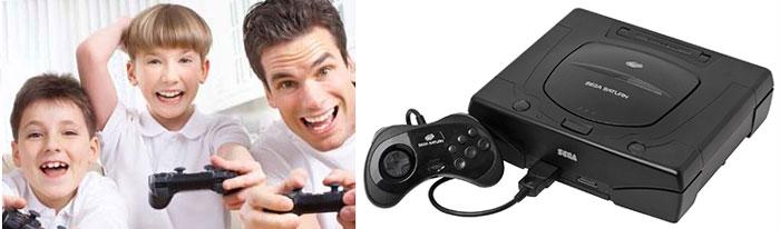 Игровые приставки