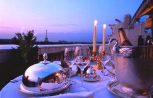 Ужин на двоих на говщину свадьбы