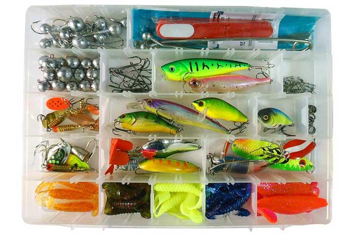 Наборы для рыбалки