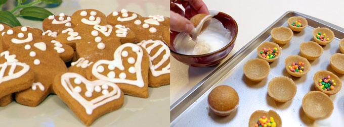 Оригинальные пряники и печень с сюрпризом