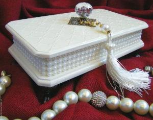 Шкатулка для драгоценностей и украшений