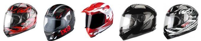 выбор шлемов для мото