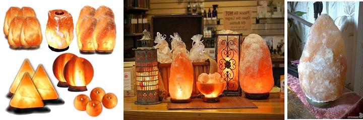 Удивительные свойства соляной лампы