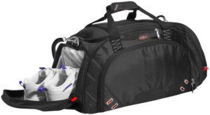 Удобная сумка для спортивных вещей