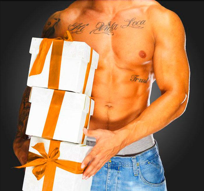 Подарки спортсмену