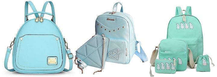 Стильные сумочки мятного цвета
