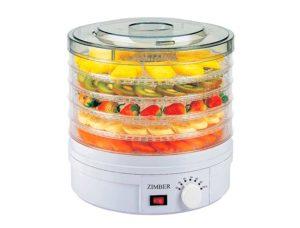 Практичная сушилка для овощей и фруктов
