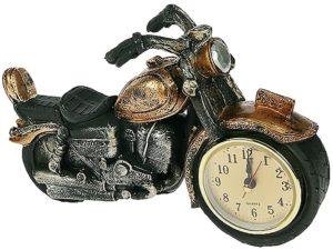 часы в мотобайке