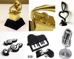 граммофон и флешки рояль