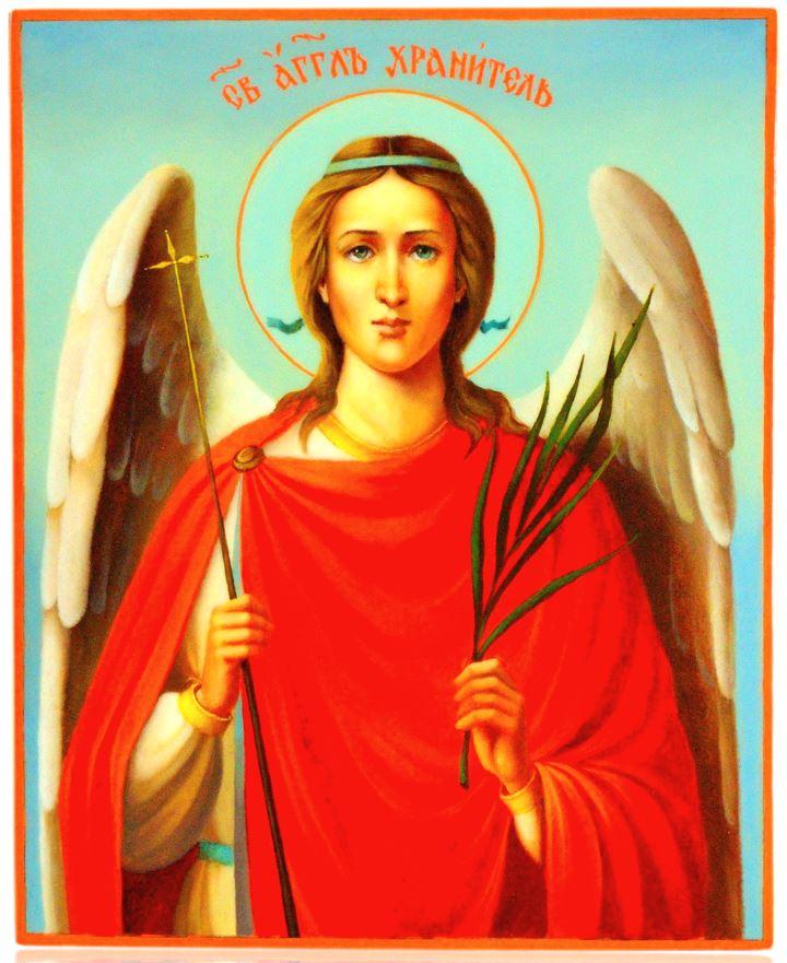 Картинки анимации с архангелами, две