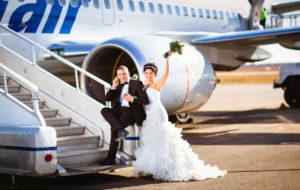 Свадебное путешествие для новобрачных в подарок
