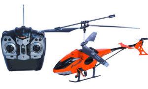 Вертолет на радиоуправлении в подарок десятилетнему мальчишке