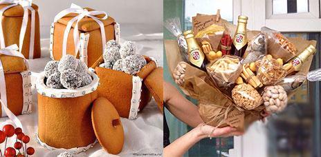 Наборы сладостей ветеранам