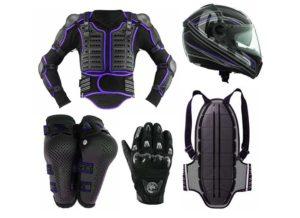 Защитная одежда для байкера
