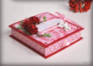 Коробочка для денежного подарка в подарок