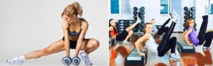 Абонемент в фитнесс-клуб