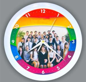 Настенные часы учителю