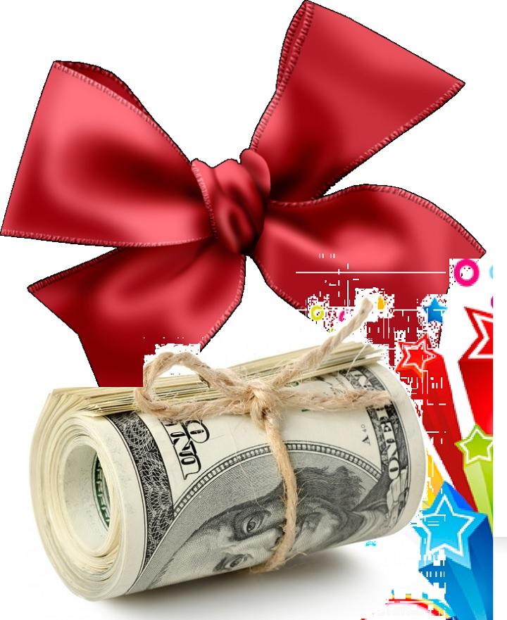 совмещена картинки деньги или подарок что электричество