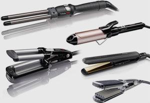 Приборы для ухода за волосами