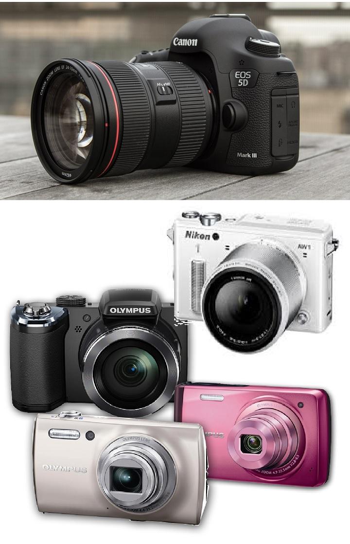 Фотоаппараты для мальчика
