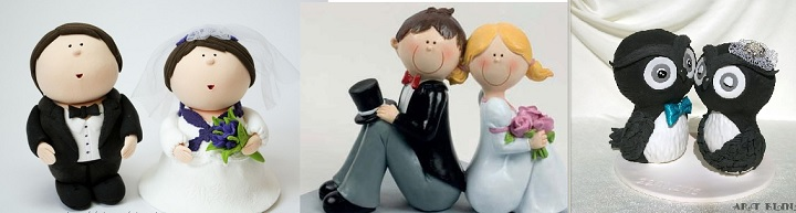 Статуэтки свадебные своими руками