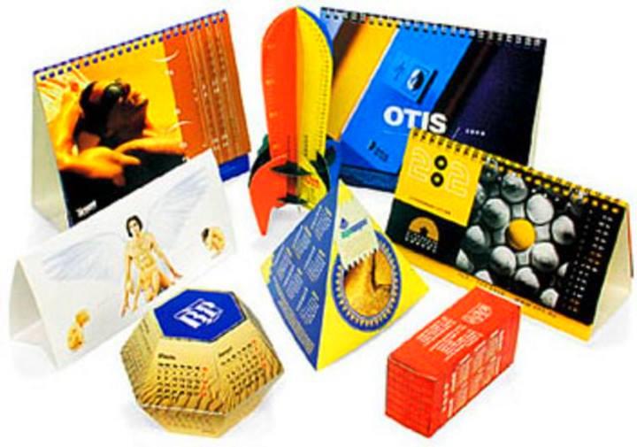 Календари корпоративные