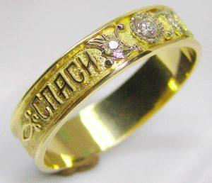 Кольцо православной тематики