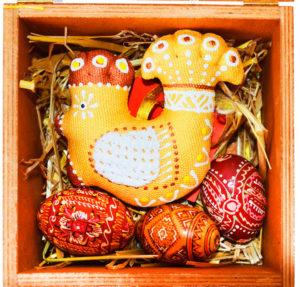 Подарочный набор на Пасху