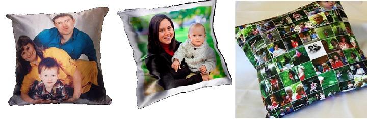 Подушки с фото мамы