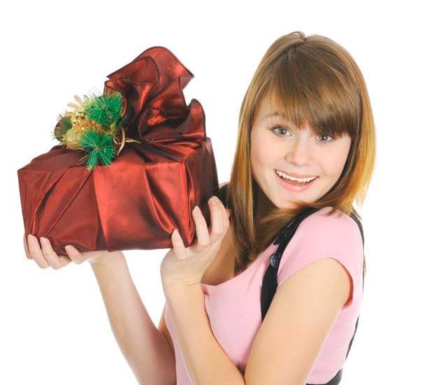 Подарок подростку