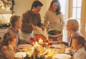 Праздничный ужин в подарок
