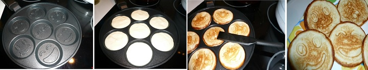 Сковорода для оладушков
