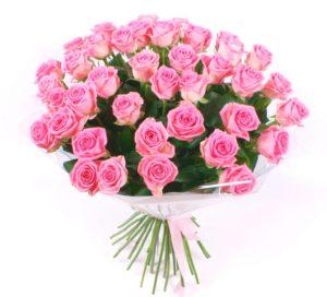 Букет цветов на 18-летие
