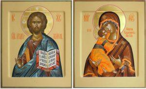 Венчальные иконы в подарок