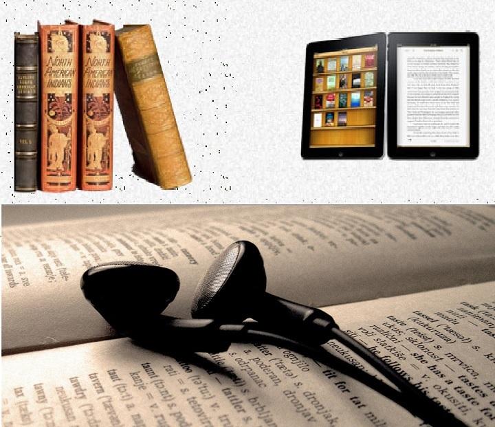 Виды книг