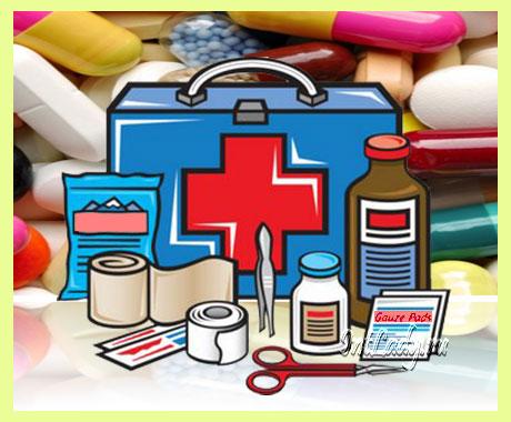 Аптечка для детей