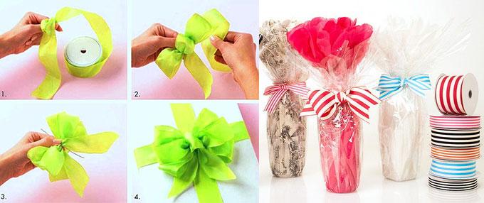 Бант для подарков