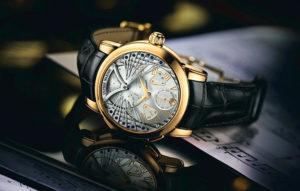 Наручные часы в подарок юбиляру
