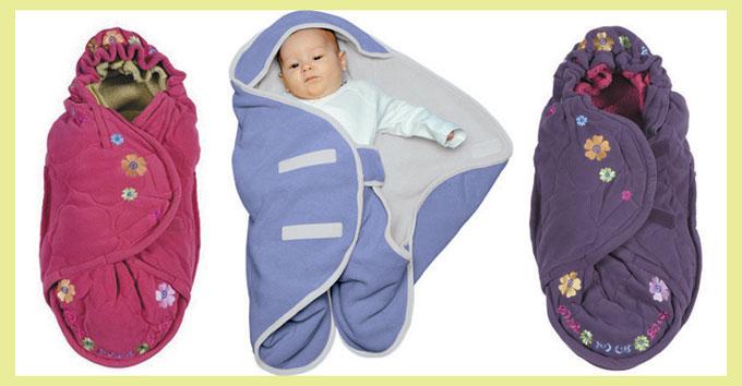 Одеяльца для новорожденных