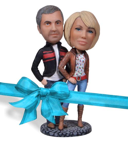 Куклы шарж в подарок