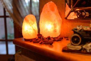 Солевая лампа в подарок