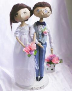 Свадебные куклы в подарок