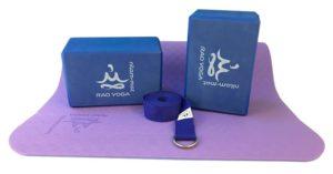 Аксессуары для йоги в подарок жене, увлекающейся йогой
